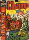 Cover For Champ Comics 23