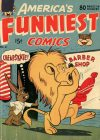 Cover For America's Funniest Comics 2