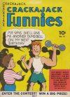 Cover For Crackajack Funnies 11