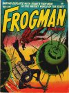 Cover For Frogman Comics 2