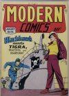 Cover For Modern Comics 76 (paper/4fiche)