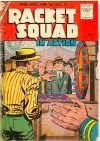 Cover For Racket Squad in Action 24