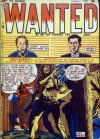 Cover For Wanted Comics 25