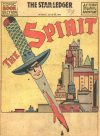 Cover For The Spirit (1944 6 11) Star Ledger