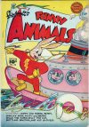 Cover For Fawcett's Funny Animals 64