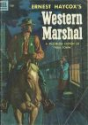 Cover For 0534 Ernest Haycox's Western Marshal