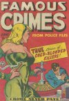 Cover For Famous Crimes 1