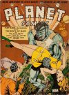 Cover For Planet Comics 13