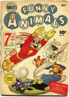 Cover For Fawcett's Funny Animals 30