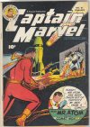 Cover For Captain Marvel Adventures 81