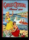 Cover For Girls' Crystal Annual 1958
