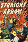 Cover For Straight Arrow 8