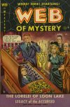 Cover For Web of Mystery 2