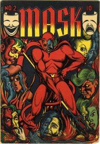 Large Thumbnail For Mask Comics #2