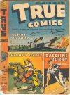 Cover For True Comics 53