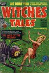 Cover For Witches Tales 12
