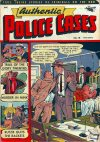 Cover For Authentic Police Cases 18