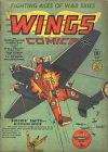 Cover For Wings Comics 3