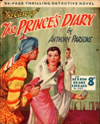 Large Thumbnail For Sexton Blake Library S3 285 - The Prince's Diary