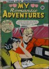 Cover For Romantic Adventures 51