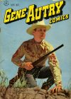 Cover For Gene Autry Comics 3