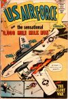 Cover For U.S. Air Force Comics 11