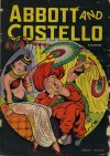 Cover For Abbott and Costello Comics 6