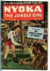 Cover For Nyoka the Jungle Girl 45