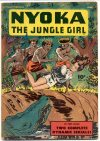Cover For Nyoka the Jungle Girl 8