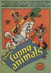 Cover For Fawcett's Funny Animals 53