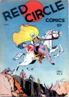 Cover For Red Circle Comics 4 (Dorothy Lamour Contents)