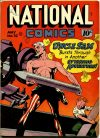 Cover For National Comics 32