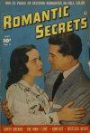 Cover For Romantic Secrets 8