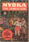 Cover For Nyoka the Jungle Girl 33