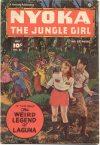 Cover For Nyoka the Jungle Girl 33