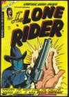 Cover For Lone Rider 23