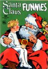 Cover For 0061 Santa Claus Funnies