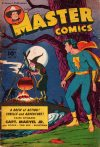 Cover For Master Comics 99