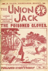 Large Thumbnail For The Union Jack 188 - The Poisoned Gloves