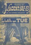 Cover For L'Agent IXE 13 v2 30 La lentille qui tue