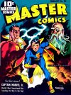 Cover For Master Comics 23