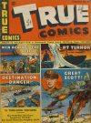 Cover For True Comics 32