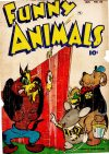 Cover For Fawcett's Funny Animals 83