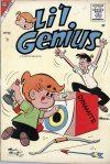 Cover For Li'l Genius 14