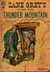 Cover For 0246 Zane Grey's Thunder Mountain