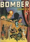 Cover For Bomber Comics 3