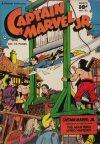 Cover For Captain Marvel Jr. 83