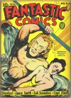 Cover For Fantastic Comics 9