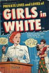 Cover For Harvey Comics Hits 58 Girls in White