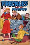 Cover For Freckles and His Friends 9